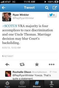 Winkler tweet