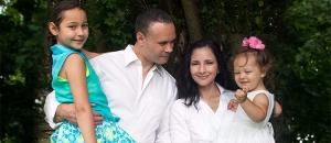 Dan Bongino family