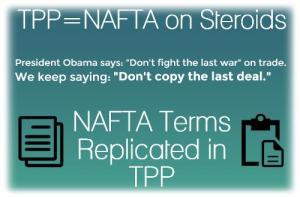 NAFTA on Steroids