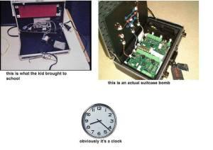 Ahmed Clock