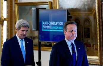 BRITAIN ANTI CORRUPTION SUMMIT