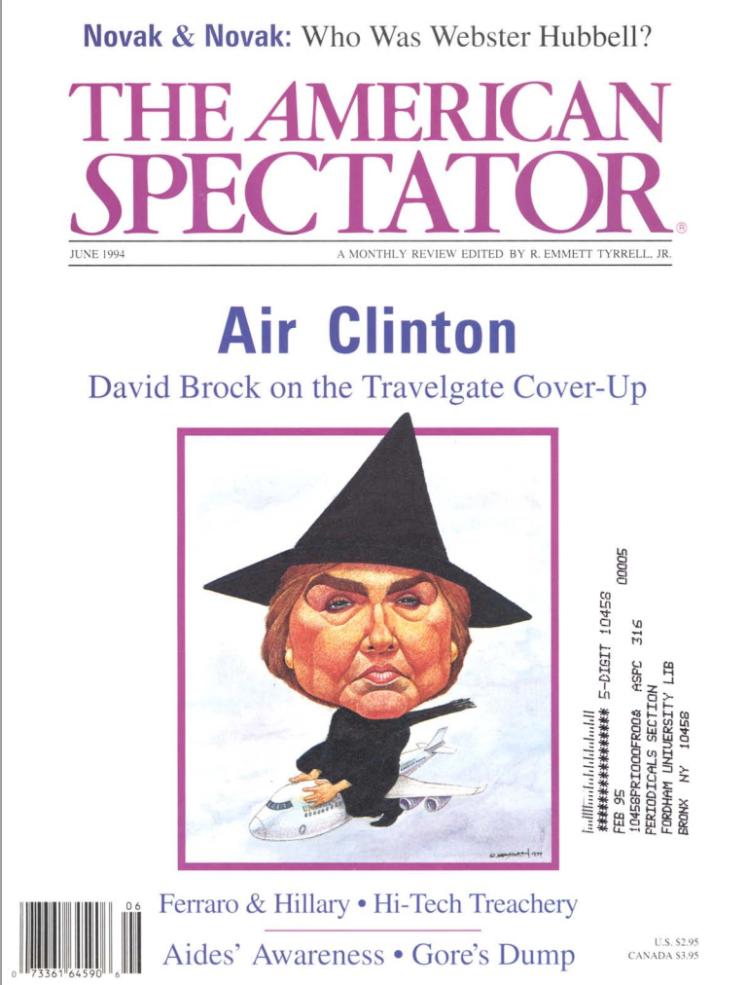 clinton-american-spectator