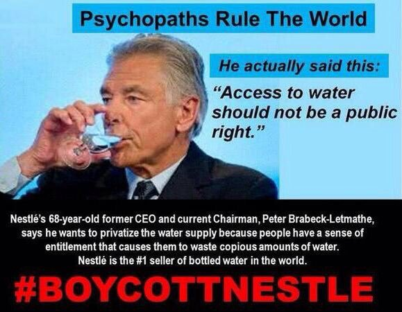 nespresso-ceo-water-not-human-right