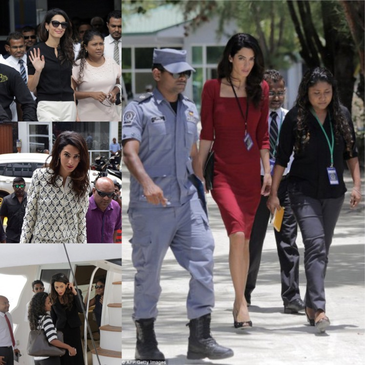 Amal Maldives collage