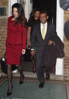 Amal Nasheed Looks Sick