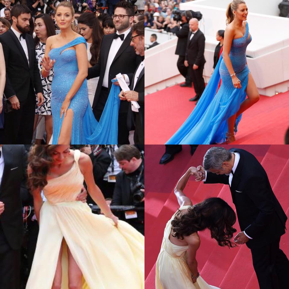 Amal vs Blake Cannes