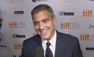 Clooney TIFF 2011