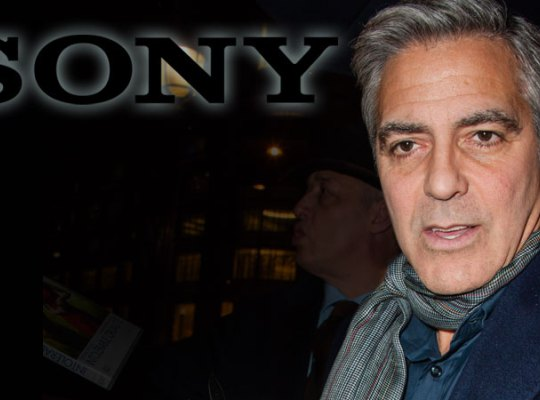 george-clooney-sony-petition-hacking-scandal