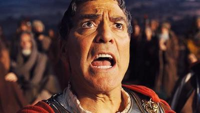 George Hail Caser stupid face