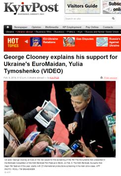 George Ukraine