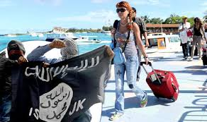 ISIS supporters in the Maldives