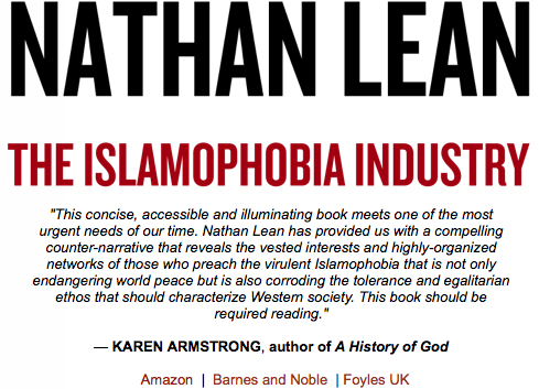 Islamaphobia Industry