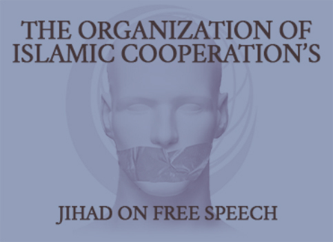 Islamic Jhiad on Free Speech