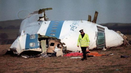 Lockerbee plane