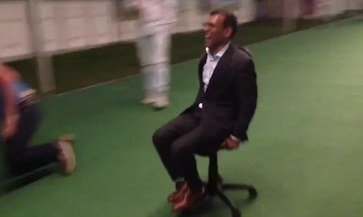 Nasheed chair racing 2