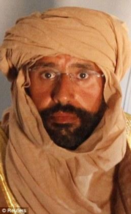 Saif Gaddafi