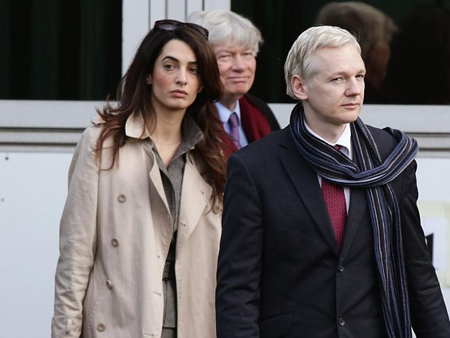 amal-si-julian-assange