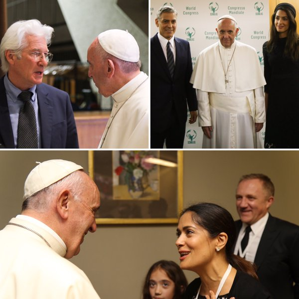 Clooneys Pope 2