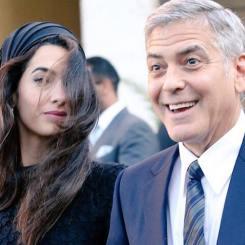Clooneys Rome