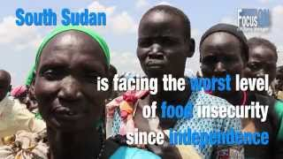 South Sudan Worst Level of Food Insecurity Since Independence