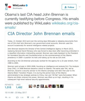 Breannan wikileaks emails