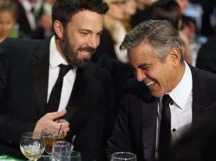 Clooney Affleck