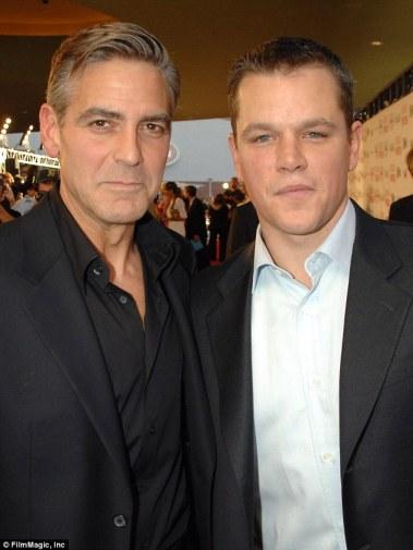 Clooney Damon