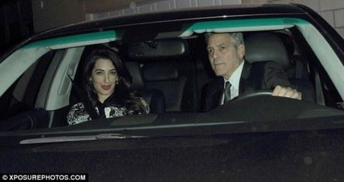 Clooney Dinner Craigs Jan 28 2017