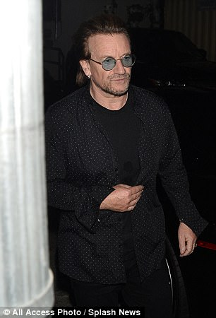 Clooney Gerber Bono 2