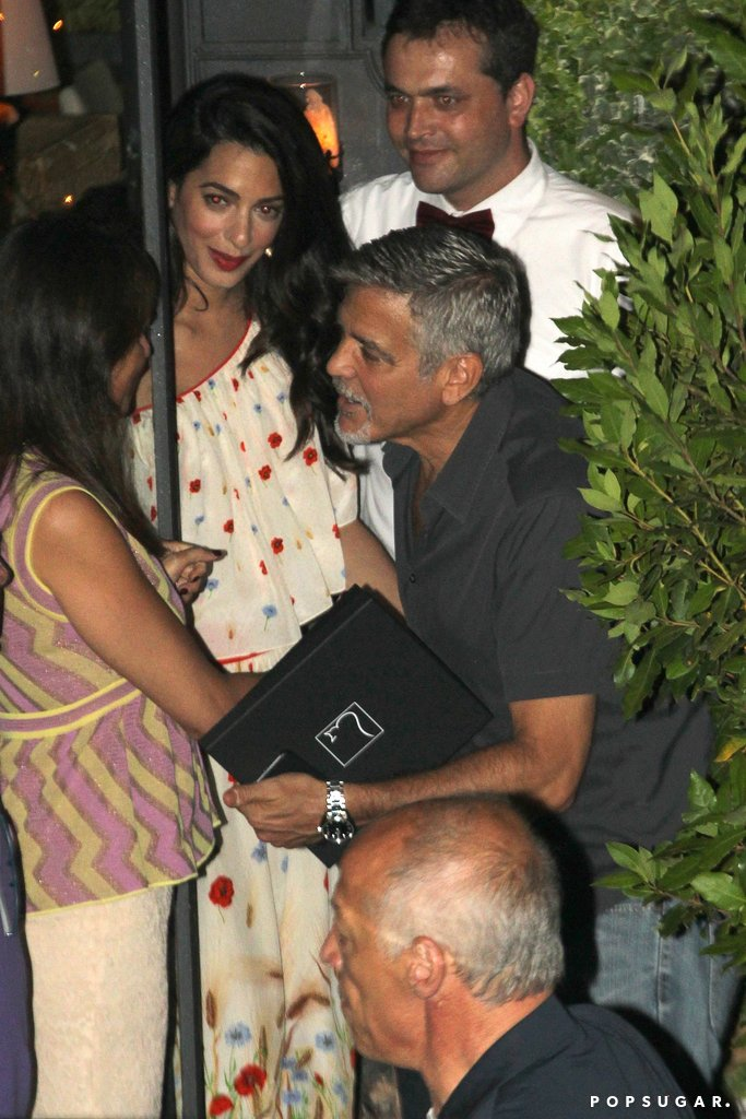 Clooney Italy July 2017 2