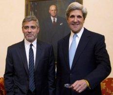 Clooney Kerry