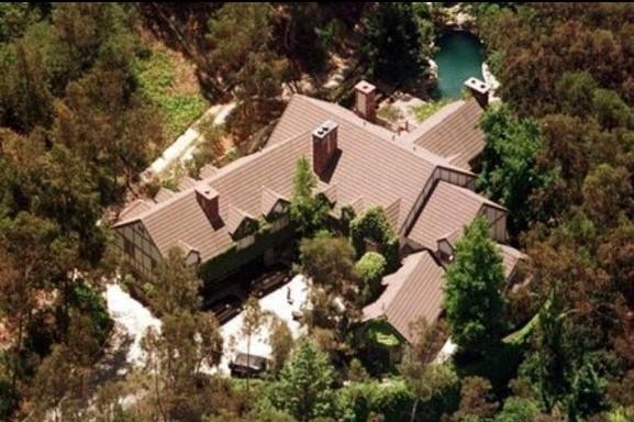 Clooney LA house (3)