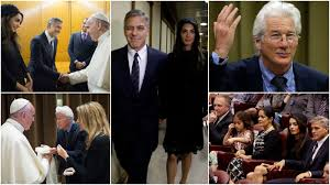 Clooney pope 2