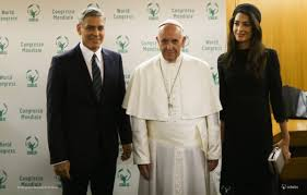 Clooney pope