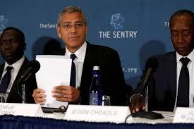 Clooney Sentry