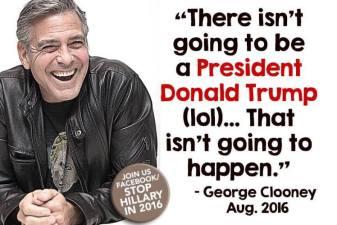 Clooney Trump 5