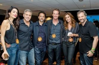 Clooney U2