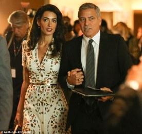 Clooney UN refugees 3