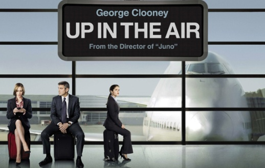 Clooney Up in the Air