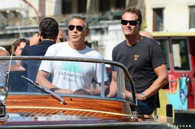 Clooney Venice 2013