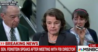 Feinstein Grassley meeting