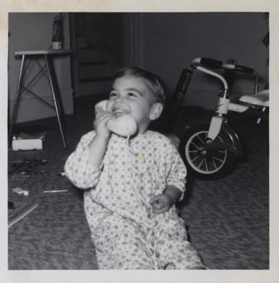 George baby