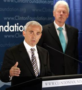Giustra Clinton 2