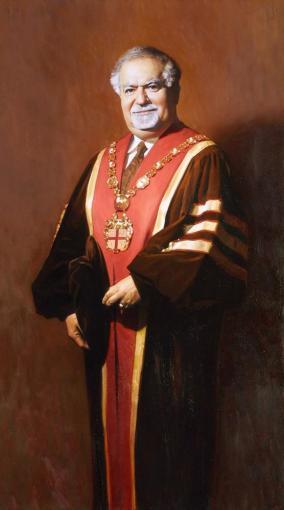 Gregorian Brown Pres