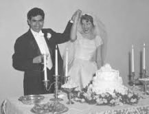 gregorian wedding