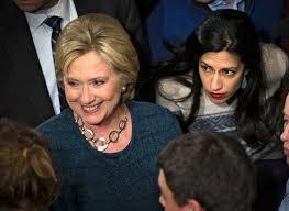 Huma Abedin Clinton