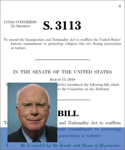 leahy refugee act
