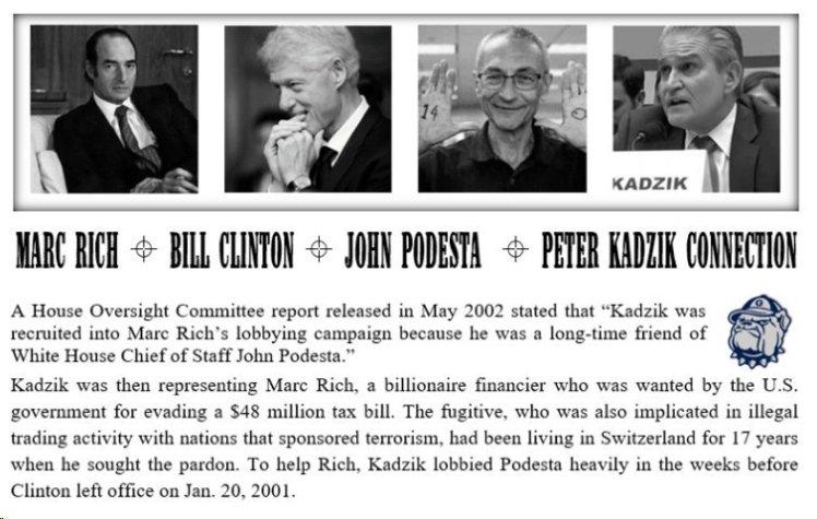 Marc Rich Pardoned