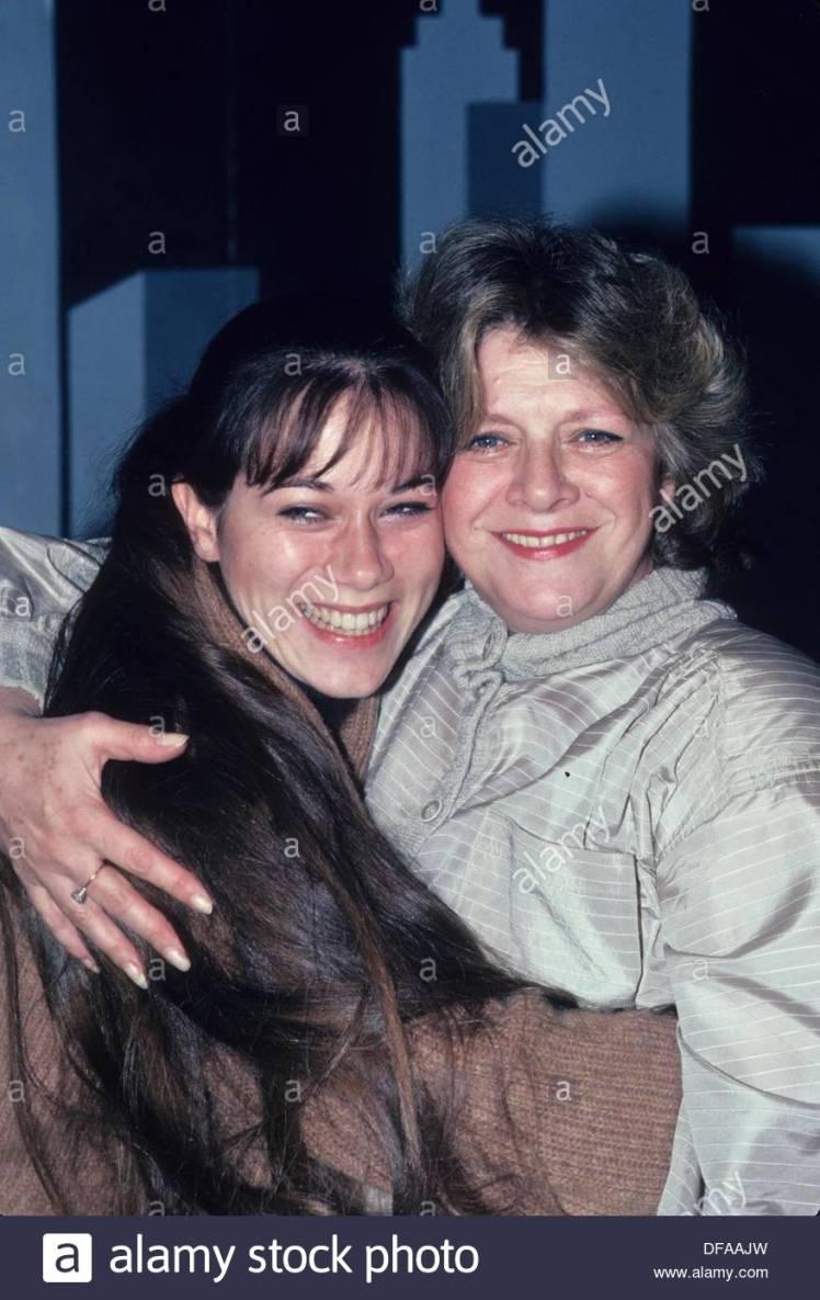 Maria Ferrer and Rosemary