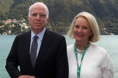 McCain Como Sept 2017